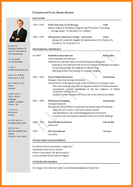 Mckinsey Resume Example Best of Mckinsey Resume Sample All Simple Inside 24 Example