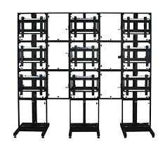 Small Picture Modular Free Standing Video Wall Mount Products B Tech