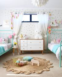 Shared Childrens Bedroom Shared Girls Bedroom Ideas Kids Interior Design Decor And Diy