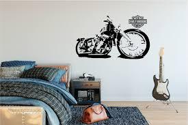 harley davidson grafix wall art
