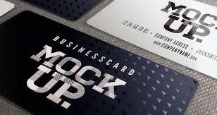 Psd Business Card Mockup Vol6 Psd Mock Up Templates Pixeden