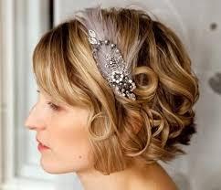 Svadobné účesy Pre Krátke Vlasy Mojasvadbask