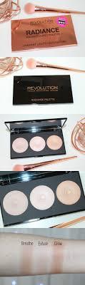 revolution radiant lights palette hourglass ambient lighting dupe makeuprevolution