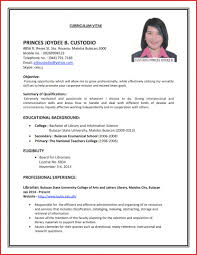 Resume For Professional Job 89 Templates Professional Job Interview Resume Format For Every Job