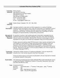 Nursing Cover Letter Sample - Recordplayerorchestra.com