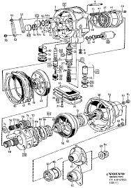 Overdrive exploded parts diagram