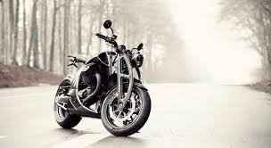 there s a new motorcycle on the road
