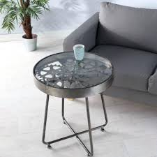 clock coffee table clock coffee table inches round glass clock coffee table