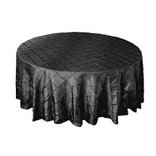 ya ya pintuck tablecloths 120 round