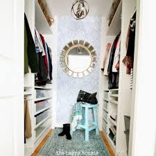 ikea walk in closet ideas.  Closet Smallwalkinclosetmakeoverwithikeapax For Ikea Walk In Closet Ideas E