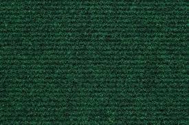 G Dark Green Carpet Grass Hard Wearing Ribbed Exhibition