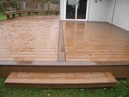 Composite deck ideas Trex Transcend How To Attach Composite Decking Trex Deck Installation Installing Composite Decking Ivchic Decks Installing Composite Decking For Best Lock Your Deck Ideas
