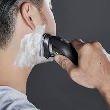 Máy cạo râu Xiaomi Pinjing SO WHITE ES3 thiết kế lưỡi cạo 3D pin sạc chính  hãng - Minh Tín Shop - Dụng cụ cạo râu