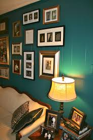 Teal Living Room Interior Inspiration Teal Walls In Matters Of Style