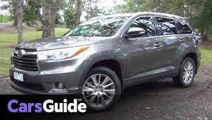2014 Toyota Kluger | new car sales price - Car News | CarsGuide