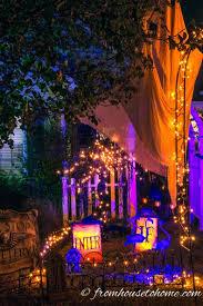 Diy Halloween Light Show Pin On Halloween 2018
