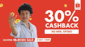 Did You Know Shopee 11.11 Big Sale Has Started?