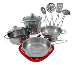 Amazon Com Liberty Imports Metal Pots And Pans Kitchen Cookware