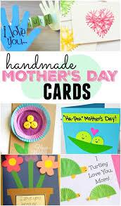 Handmade Mothers Day Cards Todays Creative Ideas