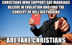 Image result for fake christians