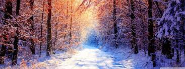 Winter Widescreen Wallpaper Wide Is ...