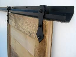 sliding barn door track system lowe s hardware sliding barn door