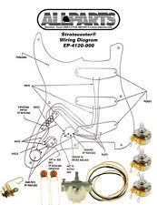 fender wiring kit knobs jacks switches wiring kit for fender strat stratocaster® complete diagram crl cts switchcraft