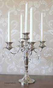 table top chandelier candle holder beautiful candelabra silver candle holder chandelier trim wedding