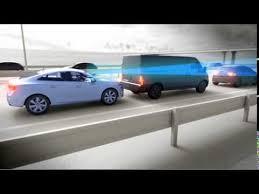 Volvo Collision Warning w/ Full Auto Brake - YouTube