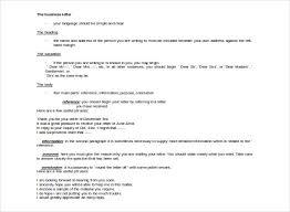 50+ Business Letter Templates -Pdf, Doc | Free & Premium Templates