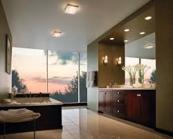 wall sconces for bathroom. Enchanting Bathroom Wall Sconce With Luxury Bathtub Design And Wide Outdoor View For Interior Ideas Sconces