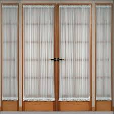great blinds for back door window treatments design ideas pertaining curtain garage panel curtains small side