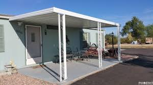 Aluminum Solid Patio Covers Phoenix Patio Systems