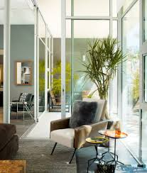 Indoor Plants Living Room Indoor Plants Living Room Contemporary With Roller Shades Potted