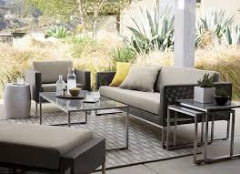 grey outdoor rug from crate barrel