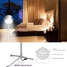 Beistelltisch Lampen Schlafzimmer Beleuchtung Ideen Gelb Nachttisch