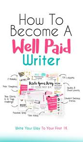 best becoming a writer ideas book writing tips  are you interested in becoming a paid lance writer this course by elna cain is made to help beginners and bloggers alike make money their writing