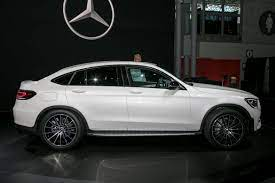 Taxes and fees (title, registration, license, document and transportation fees) are not included. 2020 Mercedes Benz Glc300 Coupe Why Just Why News Cars Com