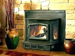 fireplace inserts blower wood burning with