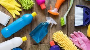 Los productos de limpieza pueden contaminar tanto como los coches