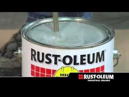 Rust Oleum High Performance Dtm Epoxy Mastic 9100 System