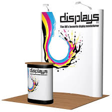 Pop Up Display Stands Uk 100x100 Visage Premium Pop Up Exhibition Stand Display Curved Pop Up 46