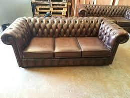 leather sofas restoration furniture deep couch hardware sofa brown within regarding comfy tufted