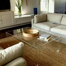 winsome clear acrylic coffee table diy furniture tray protector australia uk ikea plastic canada