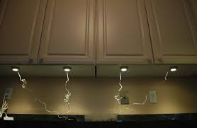 image of above ikea under cabinet lighting ideas