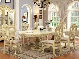formal dining room sets. Antique White Formal Dining Room Set For 10 Sets N