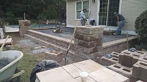 raised paver patio. Wonderful Patio Raised Paver Patio Inside E