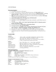 Crm Resume Sample Best of Sap Crm Technical Resume Sap Crm Resume Samples Technical