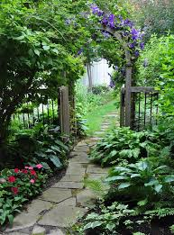 Small Picture Best 25 Stone paths ideas on Pinterest Stone path Pebble