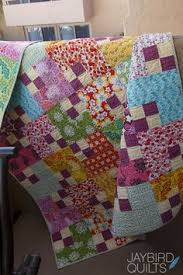 Skip the Borders: Easy Patterns for Modern Quilts by Julie Herman ... & Skip the Borders - Blog Book Tour, Day 3 | Jaybird Quilts Adamdwight.com
